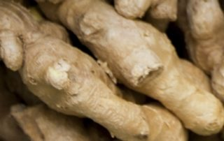 Fight inflammation with fresh ginger.