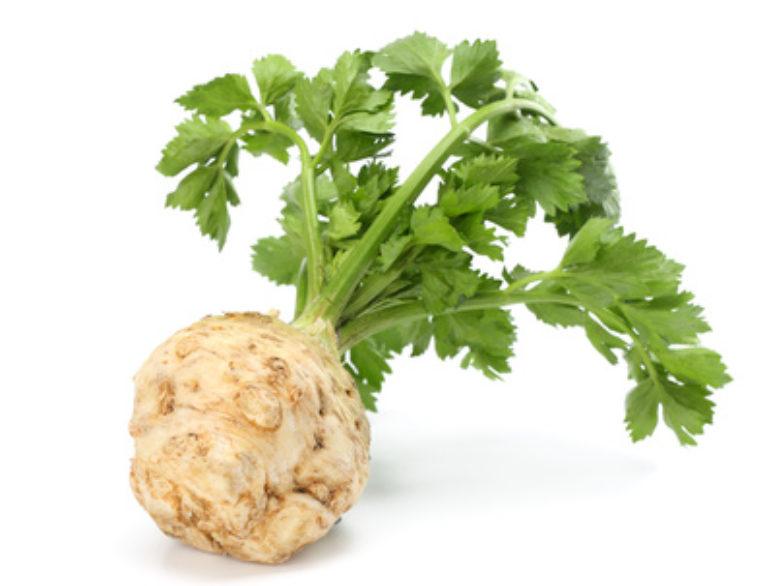 Celeriac - the root crop cousin of celery
