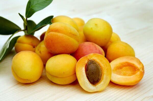Apricots Vitamin A