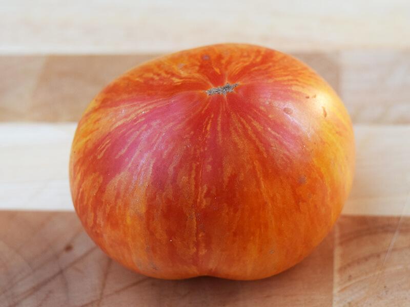 ananas tomato