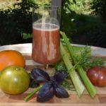 heirloom tomoato juice