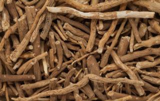 Organic Ashwagandha roots (Withania somnifera)