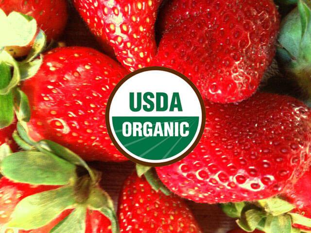 Healthy Eating Strawberries